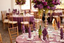 Wedding: Theme Purple