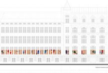 XBANK / XBANK = 1000m2 contemporary art design and fashion on Spuistraat 172 in Amsterdam opening October 2015 as part of W hotel Amsterdam, the Duchess, Mr. Porter etc