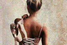 Ballet, a break..