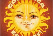 Psyhedelic , goa , hippies / Namaste