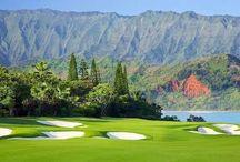Hawaii Golf Resorts / The great Hawaii golf resorts!