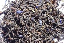 Chic teas / Loose leaf teas are ideal for a more delicate lighter brew. The leaves need plenty of room of infuse properly, squashed up in a tea bag the water can't circulate freely around the leaves. We think our loose teas not only taste great but look great too.