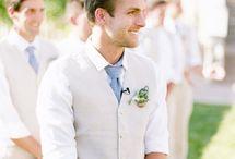 Wedding {The Dapper Groom}