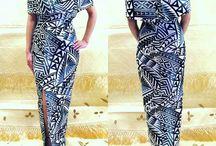 Samoa Dress