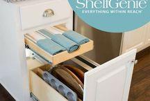 Baking Storage Ideas