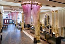 Hotel Design / Die besten Projekte und Einrichtungsideen für fantastische Hotel Designs finden Sie hier. Schauen Sie diese unglaublichen Tipps und Ideen an! Hotel | Hotel Design | Bar | Restaurant Design | Luxus | Luxus Möbel | Einrichtungsideen | Innenarchitektur | Hospitality Design | Design Inspirationen