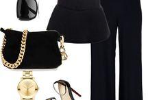 evening clothes