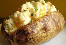 Farm-grown Recipes Potatoes