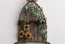 beads perls wire diy