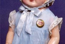 Effenbee Dolls / by Carol Derouin Freeman