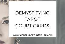 Tarot~The Court