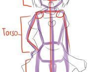 Körper zeichnen