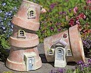 Fairy Gardens / by Paula Lowery
