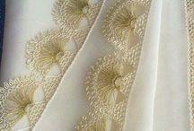 Oya Turkisch needle lace