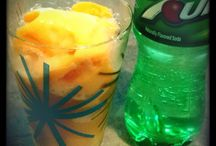 Drinks / All kinds of drinks <3 I love trying out new recipes and concoctions.....