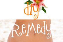 DIY/home remedies