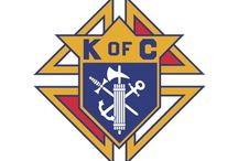 Knights of Columbus  / Eric has joined the Knights of Columbus in O'Fallon MO and I am part of the ladies auxiliary.  / by Jennifer Ridenhour