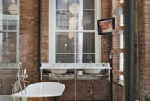 Bathroom Ideas / Type to start separating out the house ideas as we get nearer to finding one we want / by Lauren Guidotti