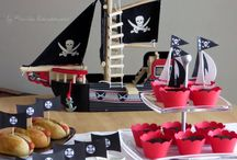 """Birthday Party """"Pirate"""""""