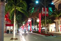 Beverly Hills, California, USA / Rodeo Drive, Beverly Hills, CA Christmas 2014 photo by Yelena Ray