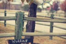 Wedding stuff / by Misti Martinez