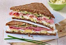 Schlank Sandwich