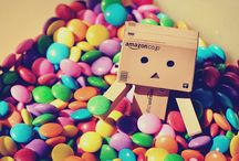 adorable danbo / by ♥  anne makeup ♥