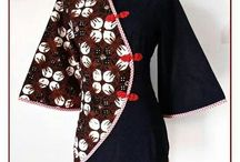 Batik's style