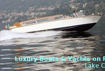 Boating at Lake Como - Luxury Boats for Rent at Lake Como / Boating at Lake Como - Luxury Boats for Rent at Lake Como Hire a luxurious boat and explore Lake Como in style! Call +39 3394817794 to book your boat today!