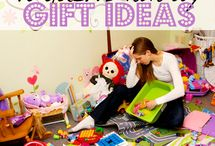 Kid gift ideas / by Kim Marshall