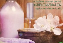 My Simple Skincare #SimpleInspiration Board