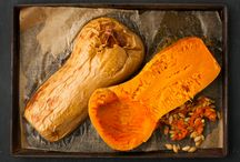 Butternut Squash / Tasty recipes with our favourite autumn vegetable