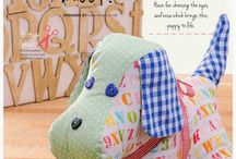 #Sewing - Baby - Toys