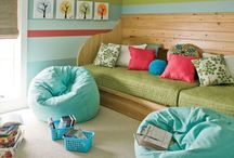Kids rooms / by Erin Funk