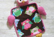 Crochet - Lovies