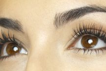 Beautiful Eyelashes / The secret of long, healthy and beautiful eyelashes is ArganRain Argan Oil.