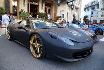 luxury car & jeep