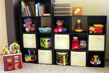 Cube shelf ideas