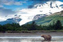 Roadtrip Alaska-CA