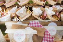 picnic / woodland party
