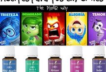 Aceites Young Living