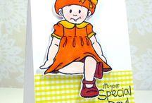 Cards for Kids by Karen Dunbrook- Snippets