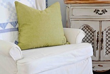 Slipcovers and other Sewing / by Pat Barton