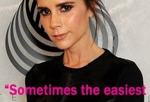 The Love Quotes Celebrity Quotes : Victoria Beckham – Inspirational quotes…