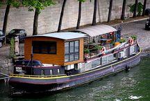 Bobåt / Houseboat