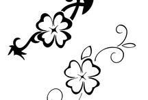 klaver vier tatoo