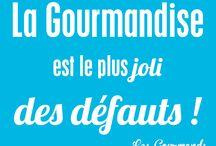 Citations en cuisine / Food quotes !