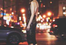 Night Fashion Photo