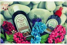 Coś dla ciała - kosmetyki ziołowe FITOMED / Bardzo fajne kosmetyki - polecam wszystkim, którzy szukają dobrych składów bez chemii w rozsądnych cenach :)