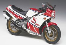 Two Stroke Motorcycle
